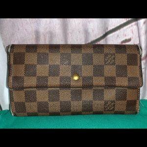 Louis Vuitton woman's wallet
